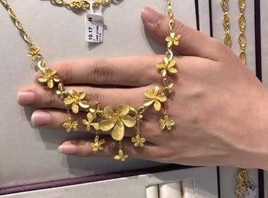 【高雄銀樓介紹】感謝身邊親友的熱情介紹,這家珠寶銀樓口碑真的不是蓋的!結婚金飾採買經驗分享|推薦高雄銀樓金戒指金項鍊款式多又便宜!
