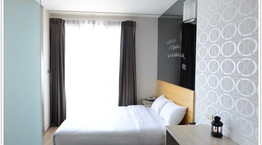 【住宿高雄】高雄住宿到環境優美CP值又高的高雄商務旅館~價格平價,評論也超好的呢!