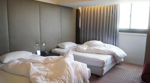 【台中住宿推薦】台中北區住宿CP值超高,第一次住到評價這麼高的一中旅店,就連價位也超便宜,台中旅館我只推薦這間